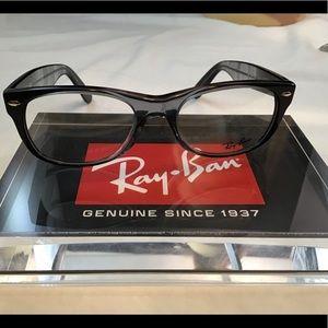 Ray-Ban Eyeglasses Frame RB5184 5515 Grey Black